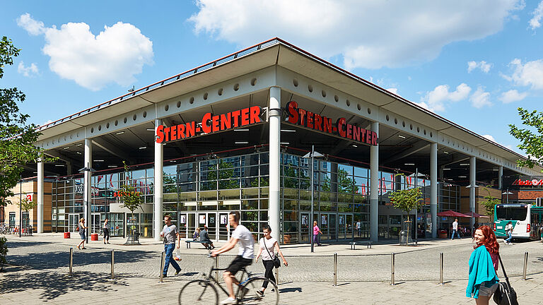 Stern Center, Potsdam | Attraktive Shops in zentraler Lage